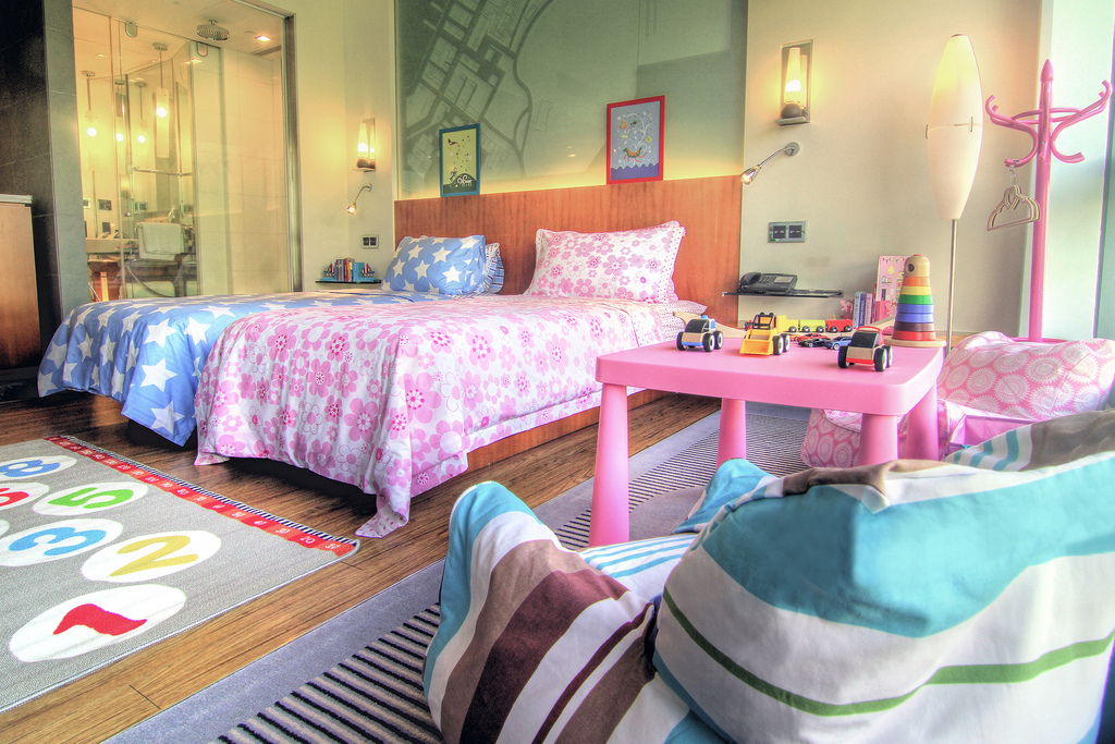 Le Meridan room shot