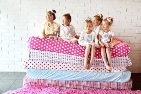 Girls Linen