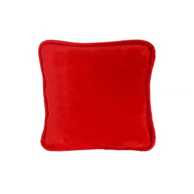 Red scatter cushion