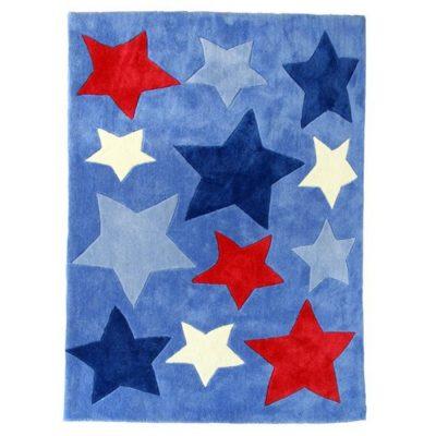 Star rug boys bedrooms