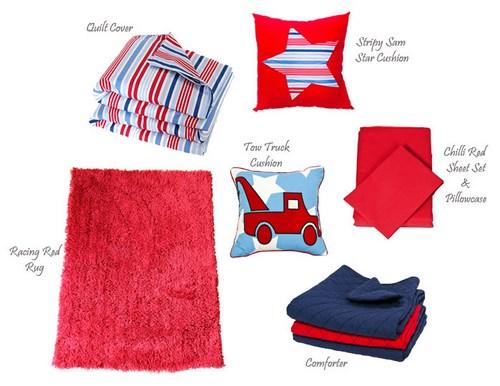 Stripy Sam with Red (Copy)