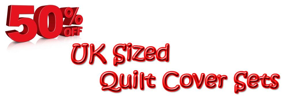 UK quilt sets
