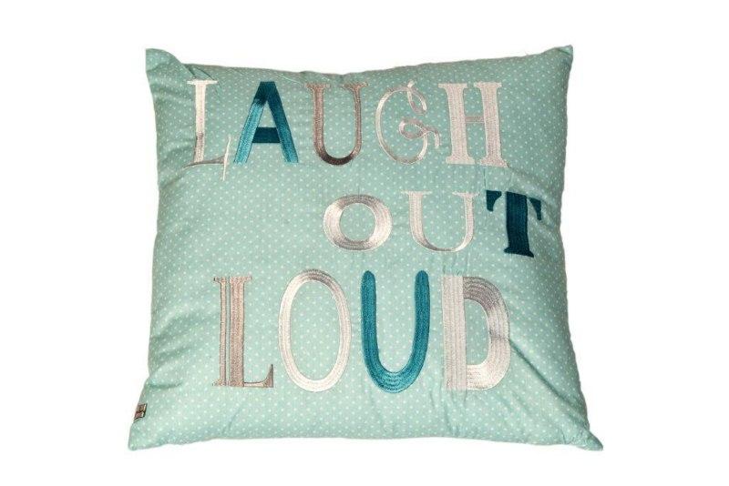 LOL Word Cushion