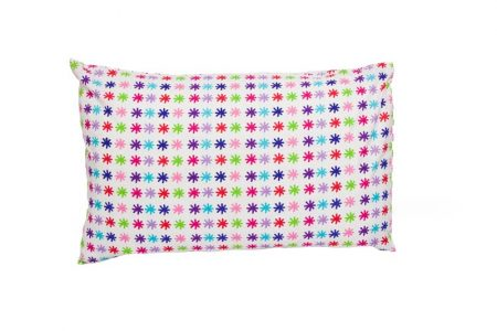 Multicolour Lou Lou Star Pillowcase
