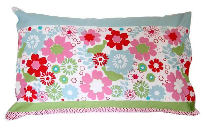 Charlotte Quilt Print Pillowcase