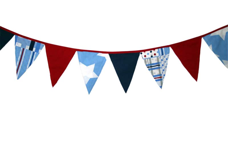 Will's Star Bunting