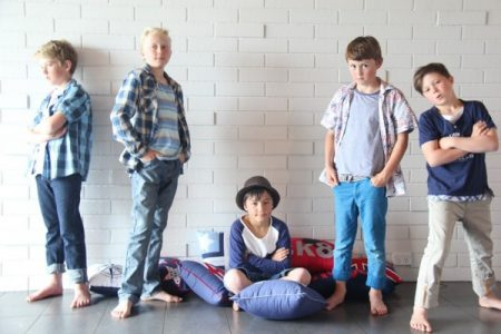 Boys Linen