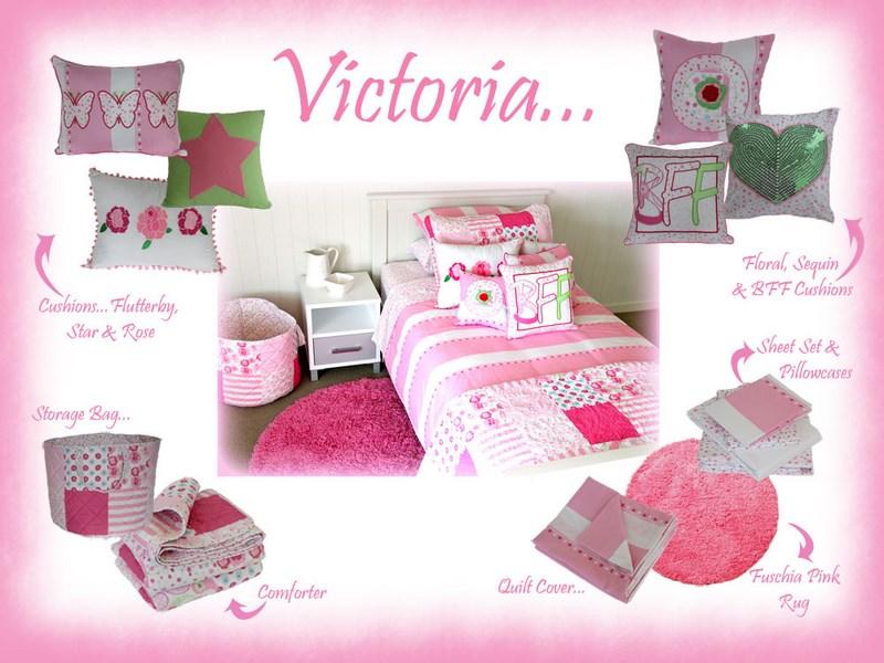 Victoria linen