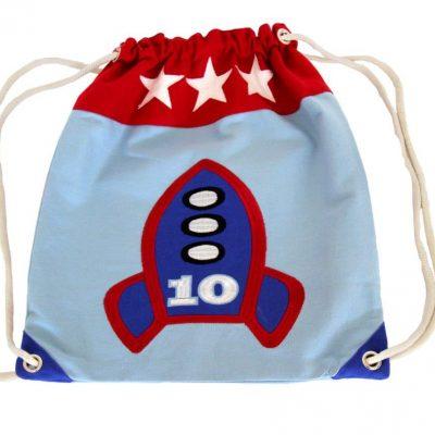 Rocket tote / carry bag.