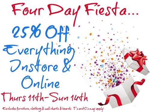 4 Day Fiesta Sale - Fbk Post (Copy)