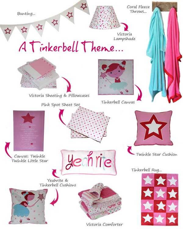 A Tinkerbell Theme (Copy)