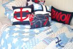 Wills Star quilt cover, sheeting & comforter
