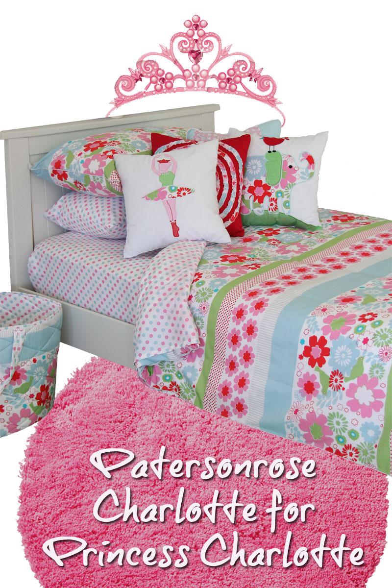 Charlotte Linen for Princesss Charlotte