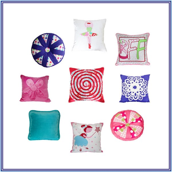 Cushions - Girls (Copy)