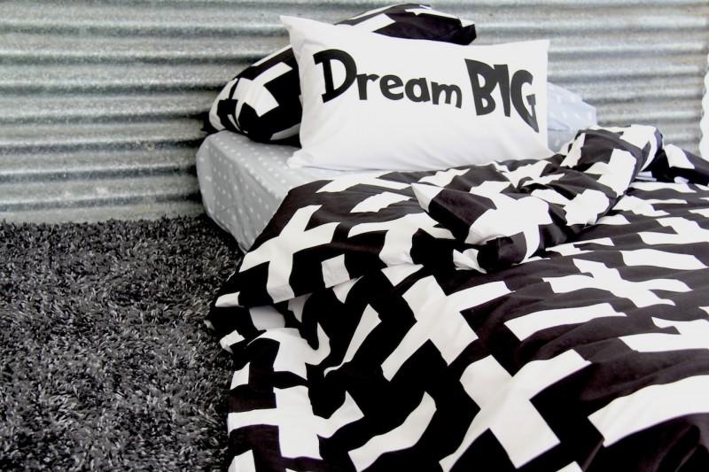 Harry, dream big, tin