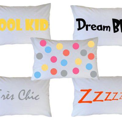 Graphic Pillowcases