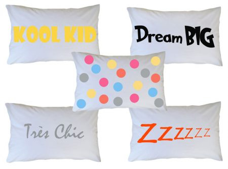 Graphic Pillowcases