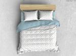Ashlaey pastel spot quilt cover / duvet