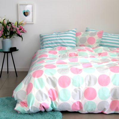 Lily girls teenagers duvet cover