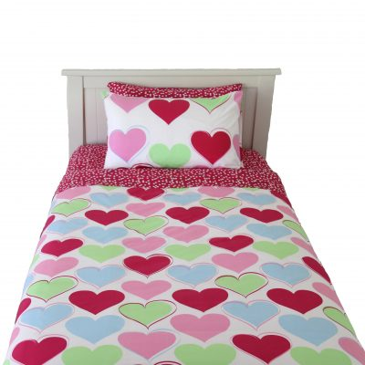 Sweetheart Quilt Cover Set