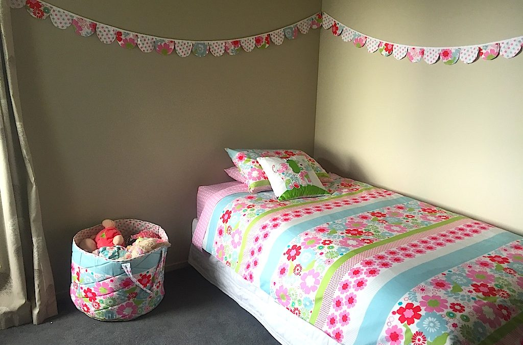 Cute 2 year olds room