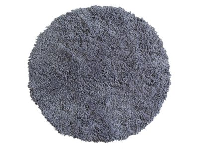 Metal Grey Floor Rug