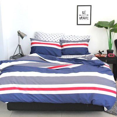 Leon teenage boys duvet cover bed linen