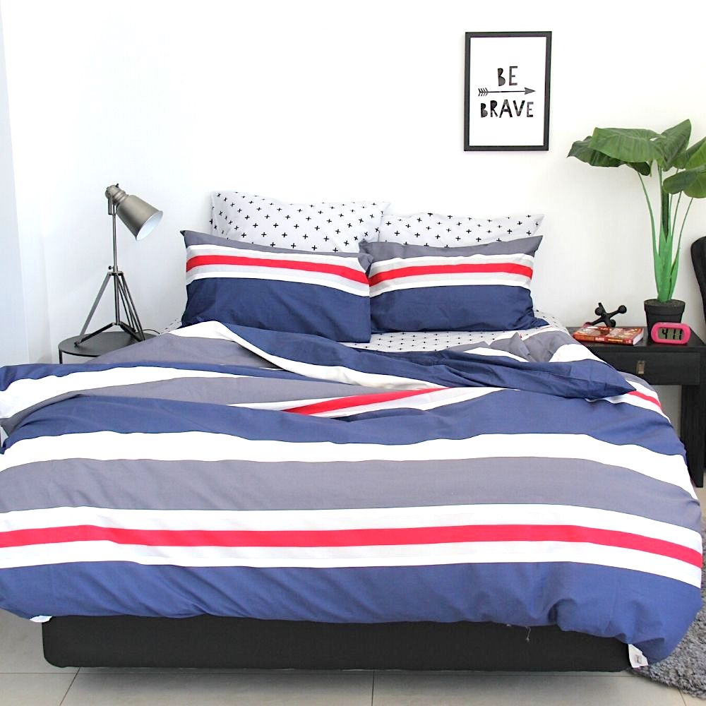 boys teenagers adults duvet cover Patersonrose bed linen