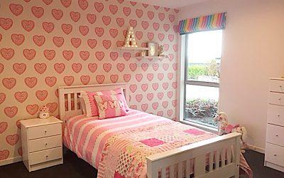 Amelia's Bedroom