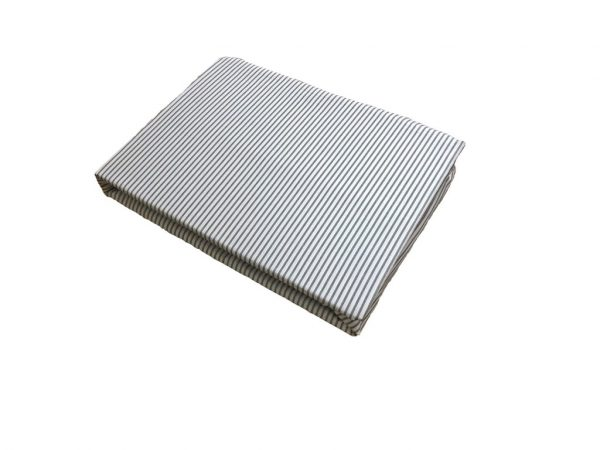 Gus grey and white boys & girls fitted sheet