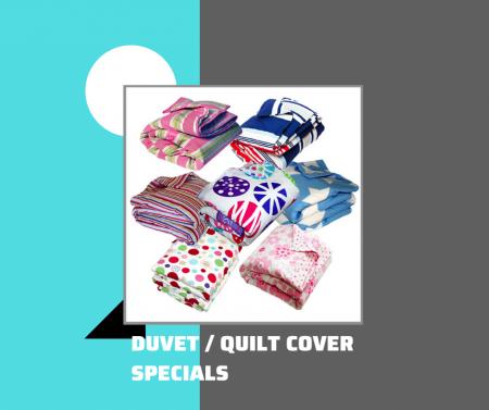 Duvet / Quilt Cover Specials