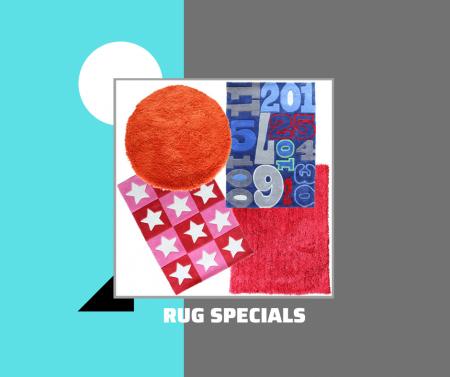 Rug Specials