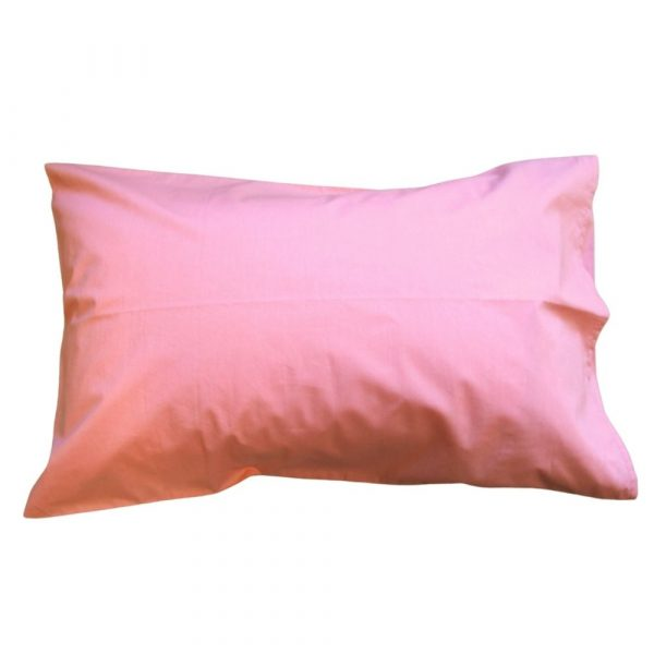 Dusky Rose girls pillowcase