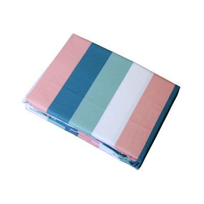 Harriet girls teenage striped fitted sheet bed linen