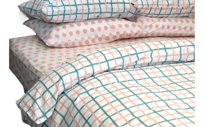 Mix and match bedding – we have it covered!
