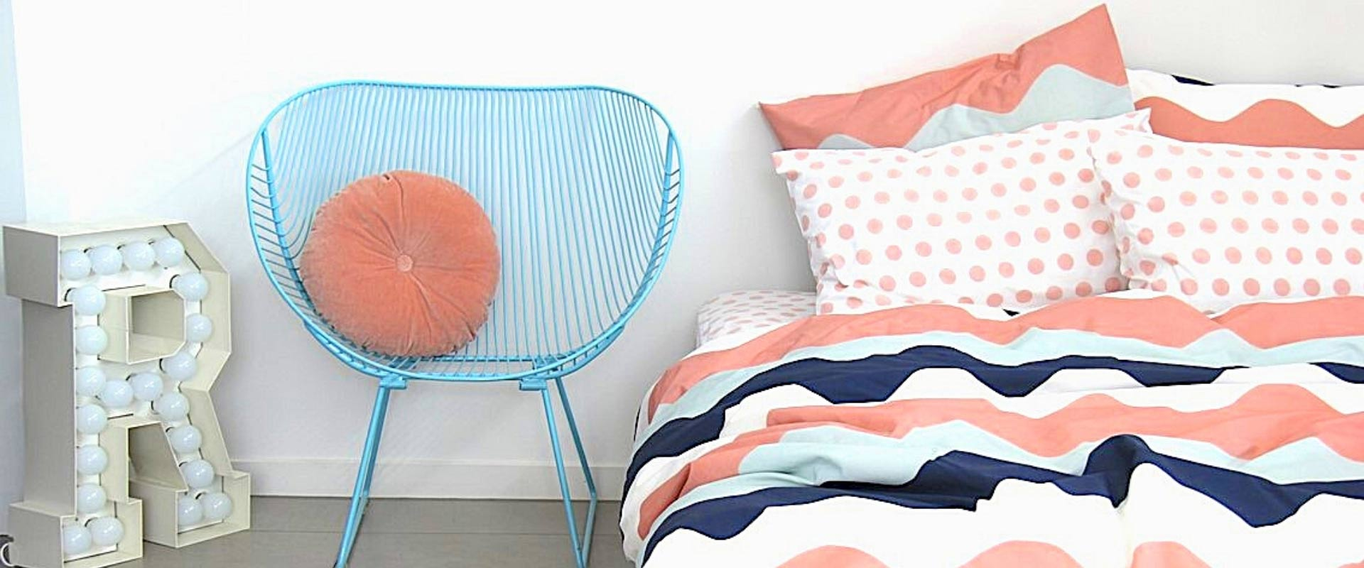 Poppy Duvet Design by Patersonrose