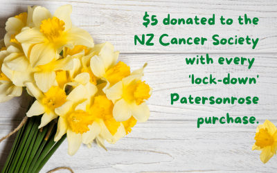 Donations for Daffodil Day